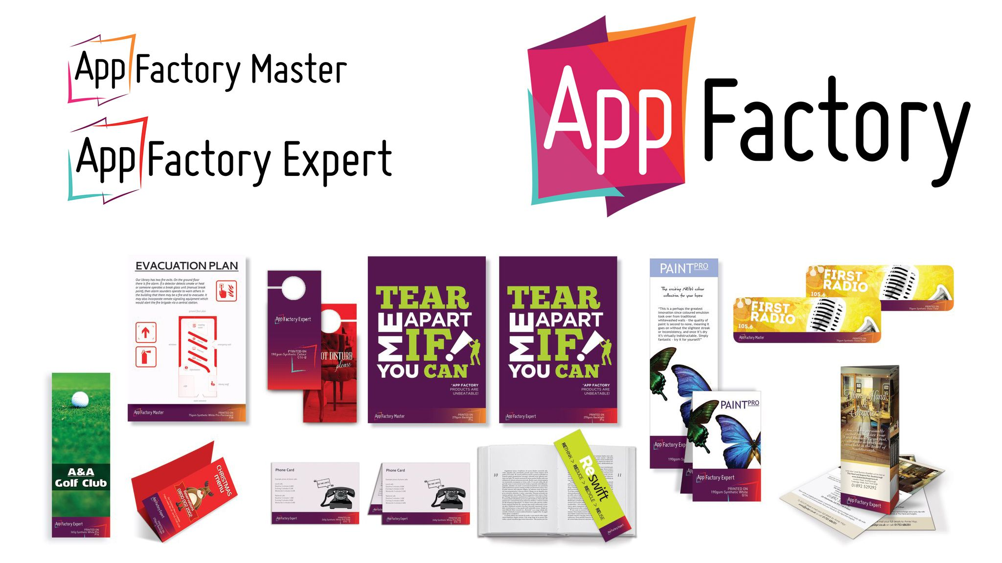AppFactory Hadron for Business